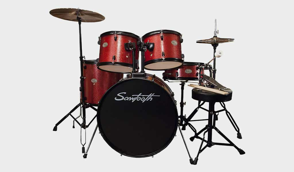 Rise by Sawtooth, Student Drum Set