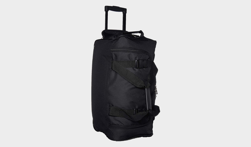 Rolling 22 Inch Rockland Duffle Bag