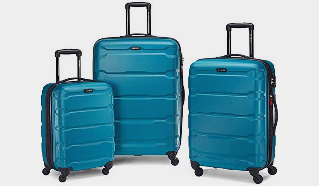 Samsonite Omni Expandable Luggage Set