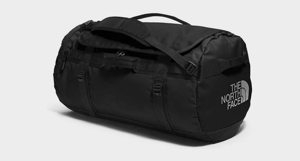 The North Face Base Camp Duffel-Large, TNF Black