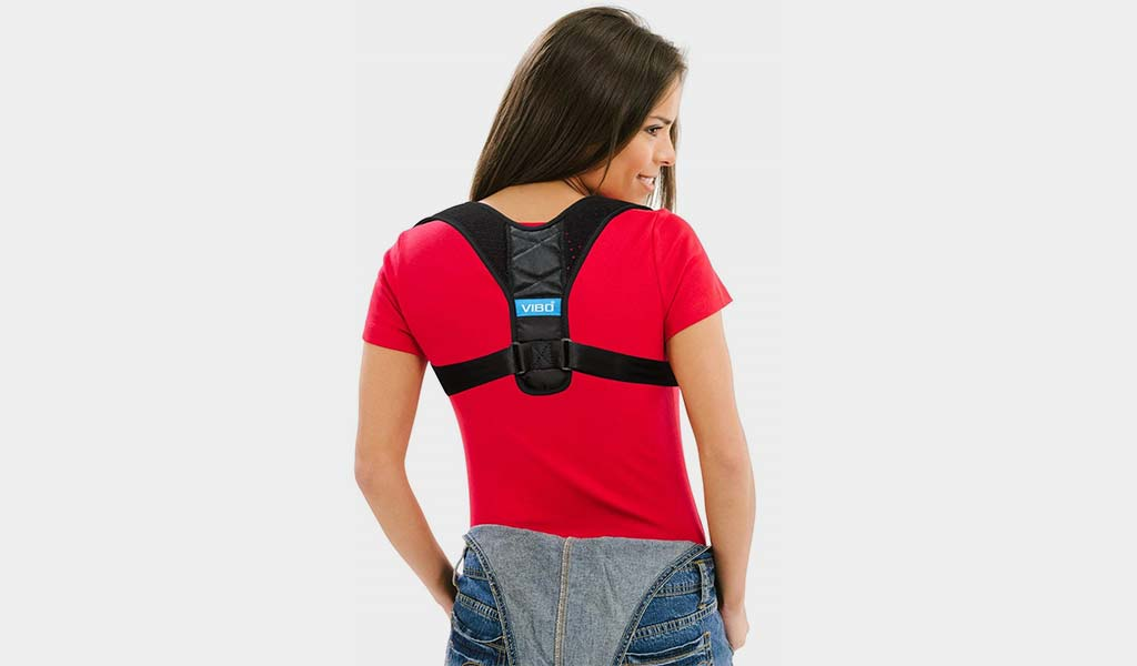 Posture corrector by VIBO CARE