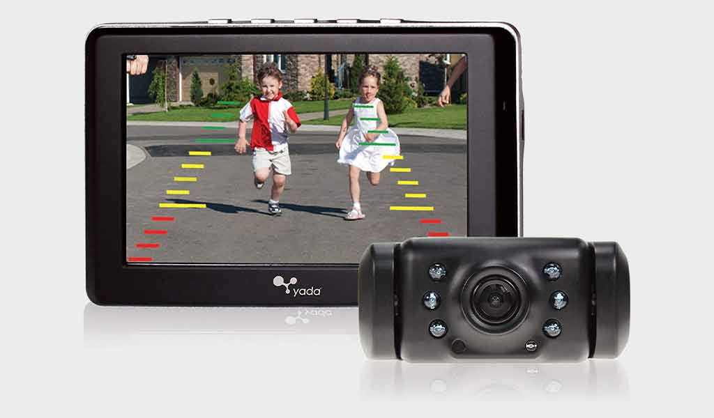 Yada Digital Backup Camera - Wireless Device