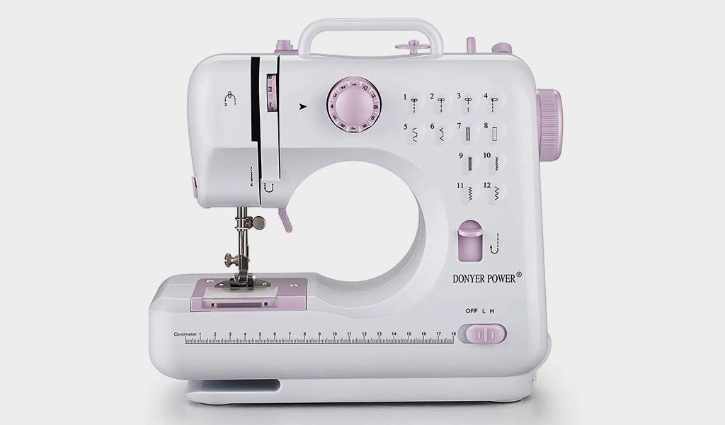 DONYER POWER Electric Sewing Machine Portable Mini