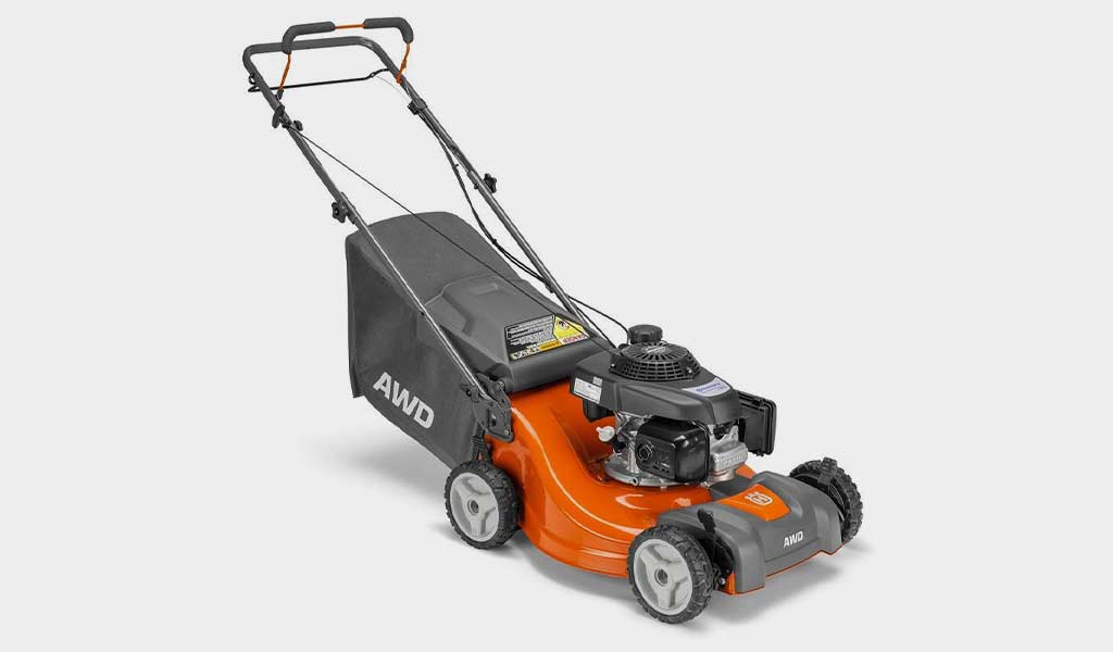 Husqvarna Lawn Mower - All Wheel drive