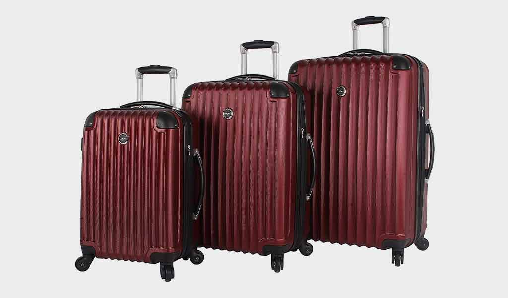 Lucas Hardside Luggage Outlander