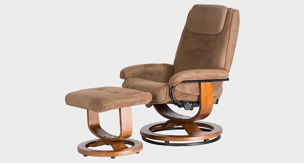 Relaxzen Deluxe Leisure Recliner Chair