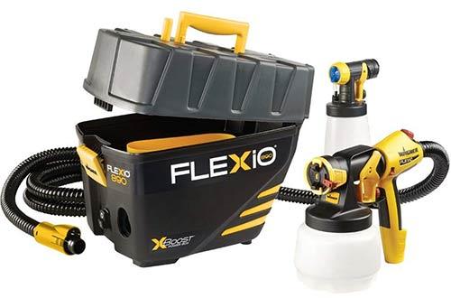 Wagner Flexio 890  Two Nozzles