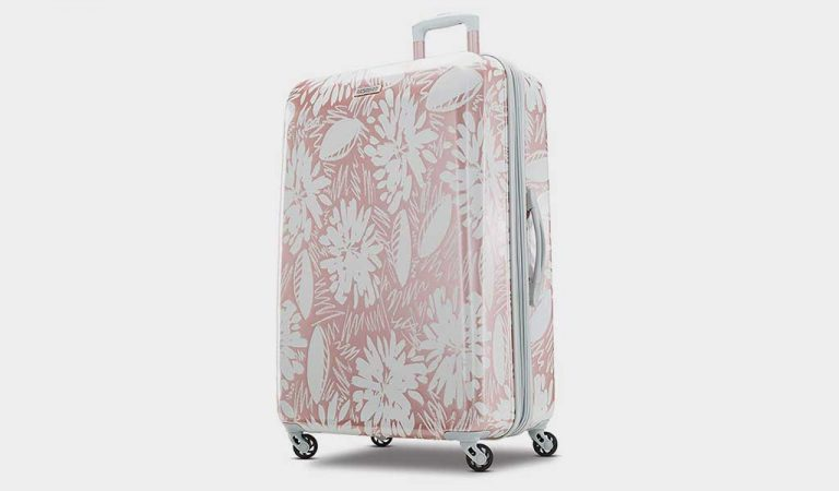 American Tourister Moonlight Best Hardside Luggage