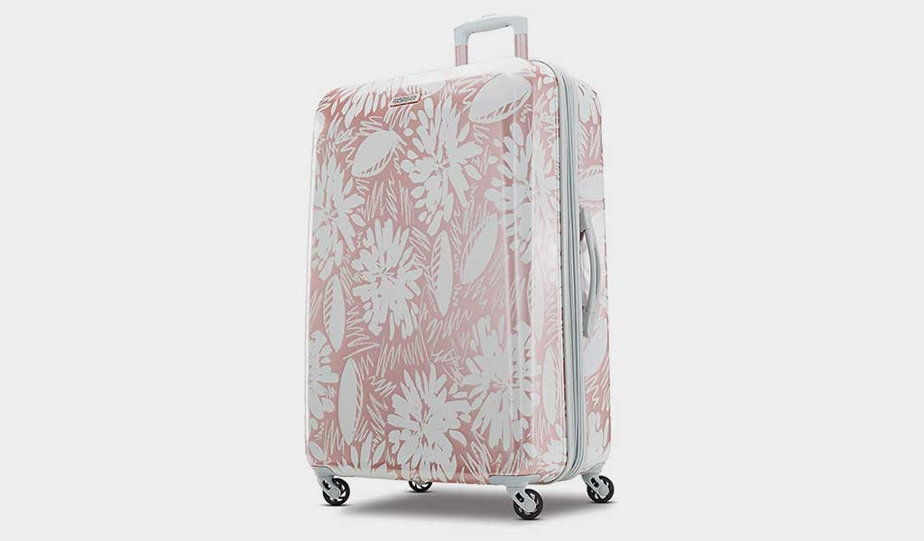 American Tourister Hardside Luggage with Wheels