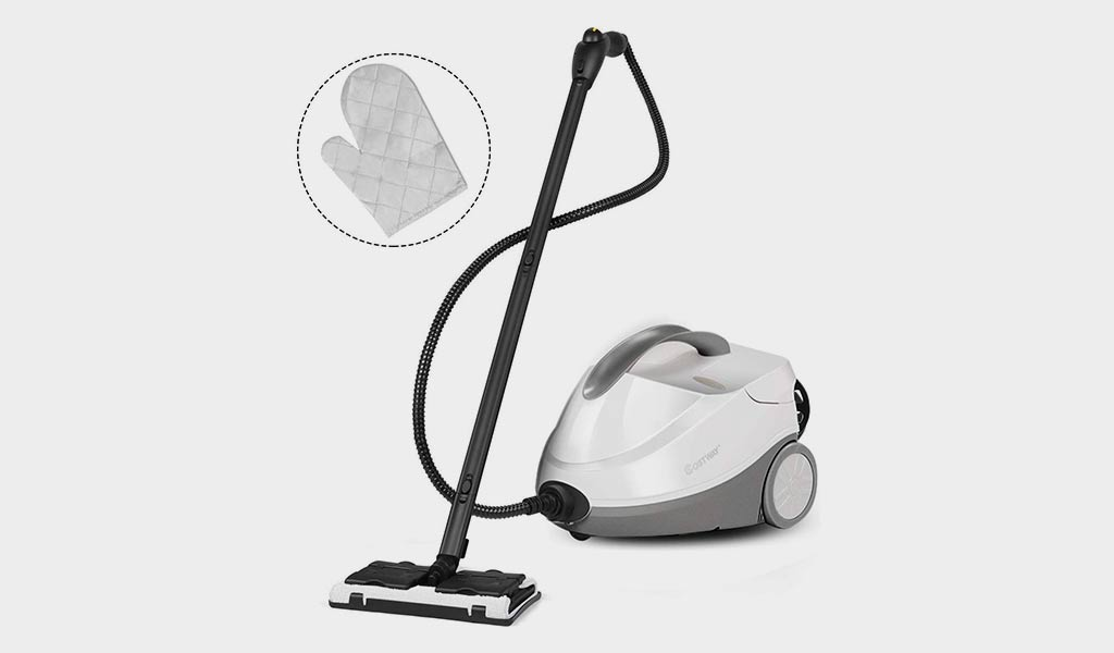 COSTWAY Multipurpose Steam Cleaner