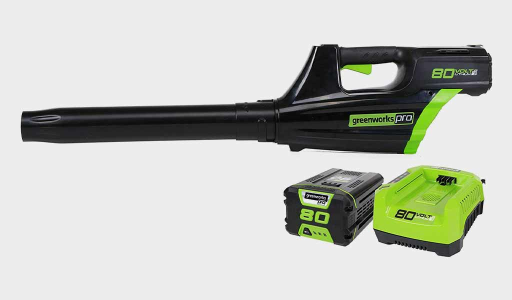 Greenworks Pro Low Maintenance Blower