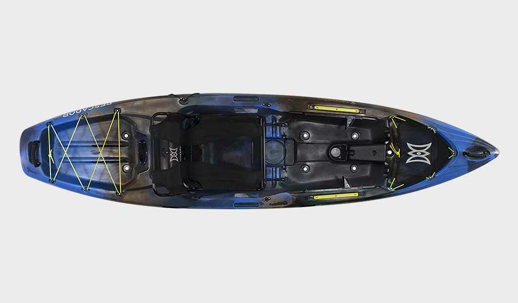 Perception Pescador Pro Sit On Top Kayak for Fishing