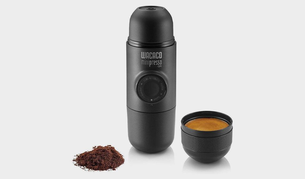 Wacaco Minipresso GR Portable Espresso Maker - Little Master