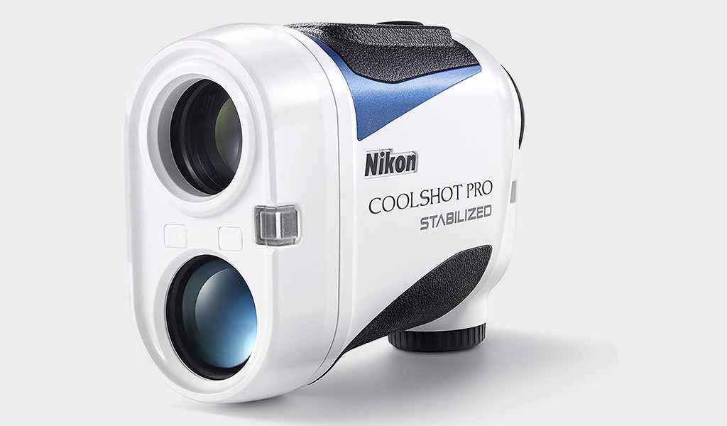 Nikon Coolshot Pro Stabilized -  Golf Rangefinder