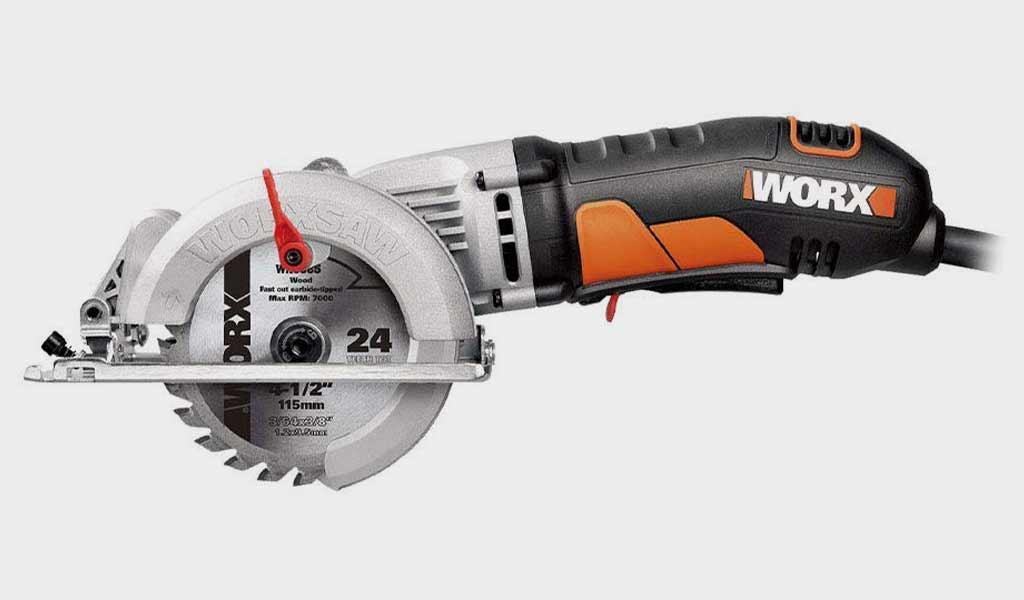 WORXSAW Compact Circular Saw - WX429L