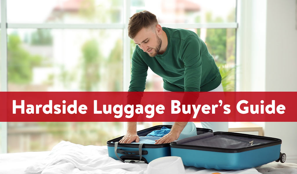 Hardside Luggage Buyer's Guide
