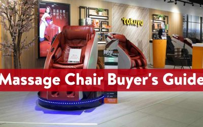 Massage Chair Buyer's Guide