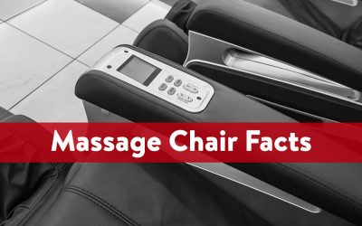 Massage Chair Facts