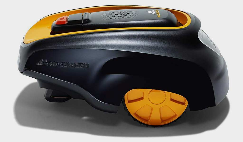 McCulloch ROB Robotic Mower