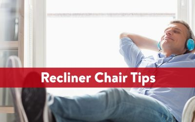 Recliner Chair Tips