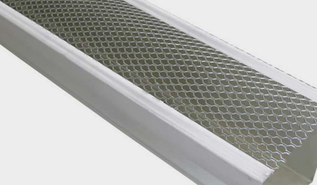 Spectra Metal Sales Gutter Guard