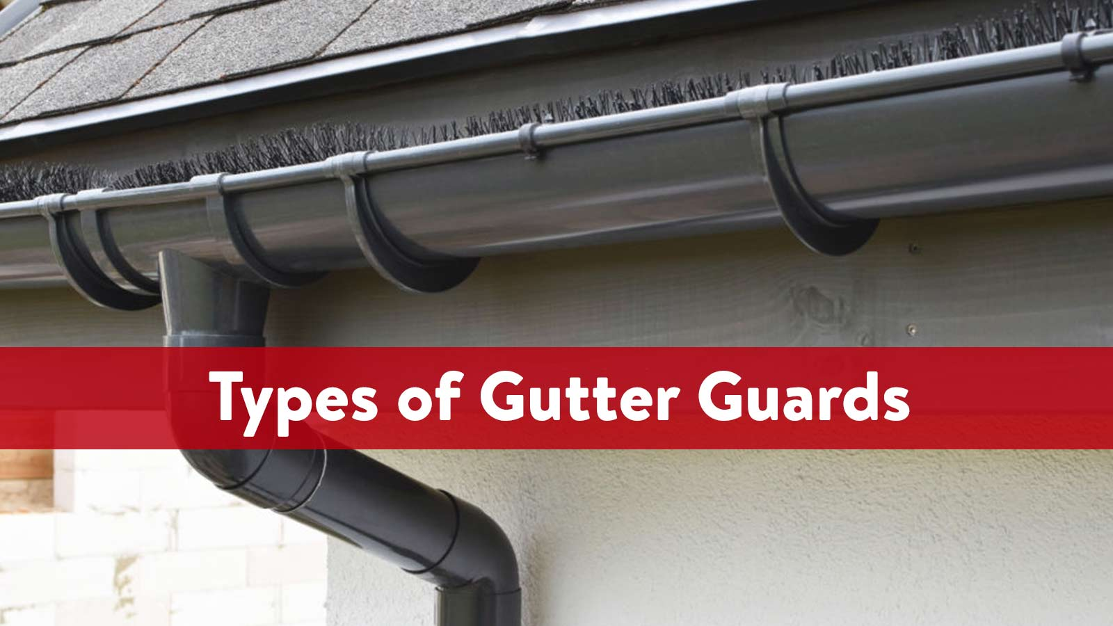 Types of Gutter Guards