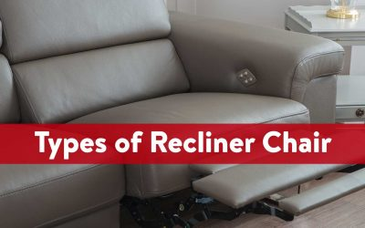 Types of recliner chair