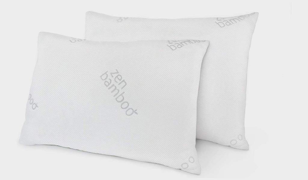 Zen Bamboo Ultra Plush Gel Pillow Premium