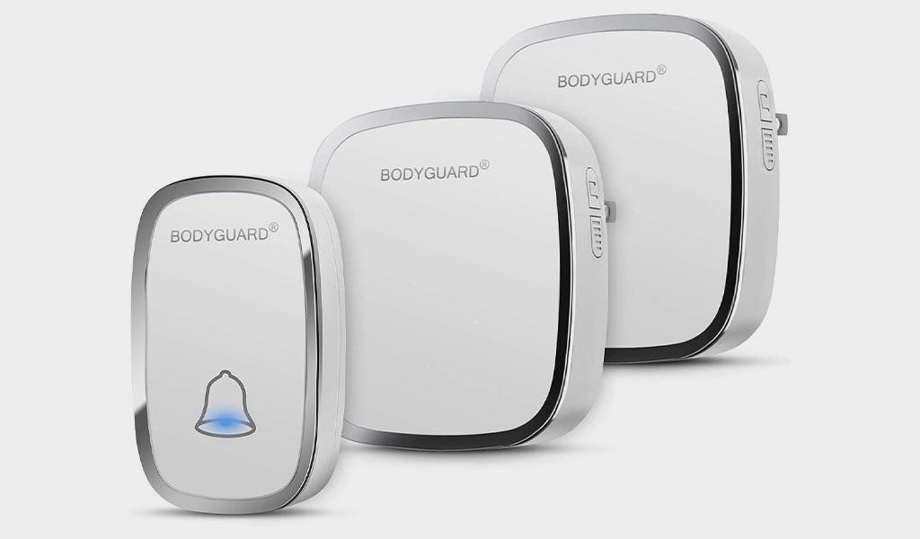 Bodyguard Wireless Doorbell